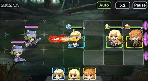 Strategie RPG Elf summoner auf Deutsch