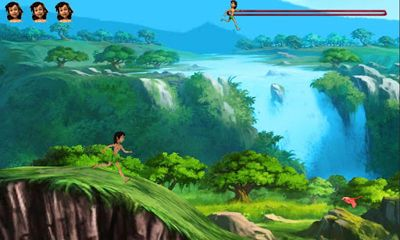 Arcade Jungle book - The Great Escape für das Smartphone
