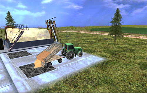 Traktor Farming simulator 2017 auf Deutsch