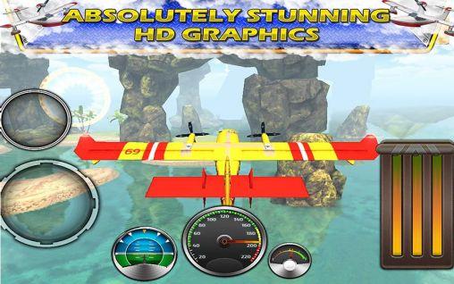 Multiplayer Air trial frontier real racing für das Smartphone