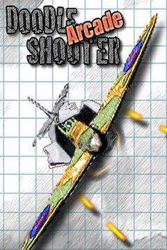logo Doodle Flieger Shooter