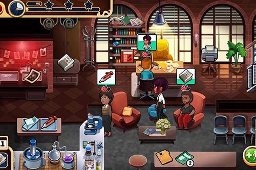 冒险 Detective Jackie: Mystic case智能手机