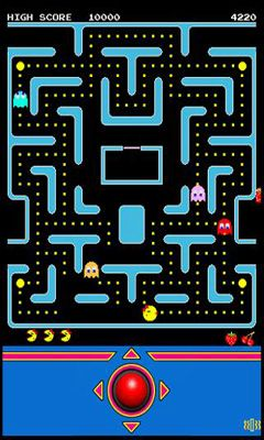 PAC-MAN by Namco screenshot 3