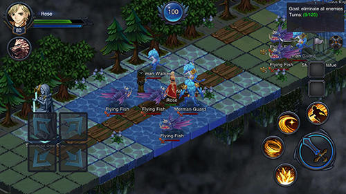 RPG Castle legend 3: City of eternity for smartphone