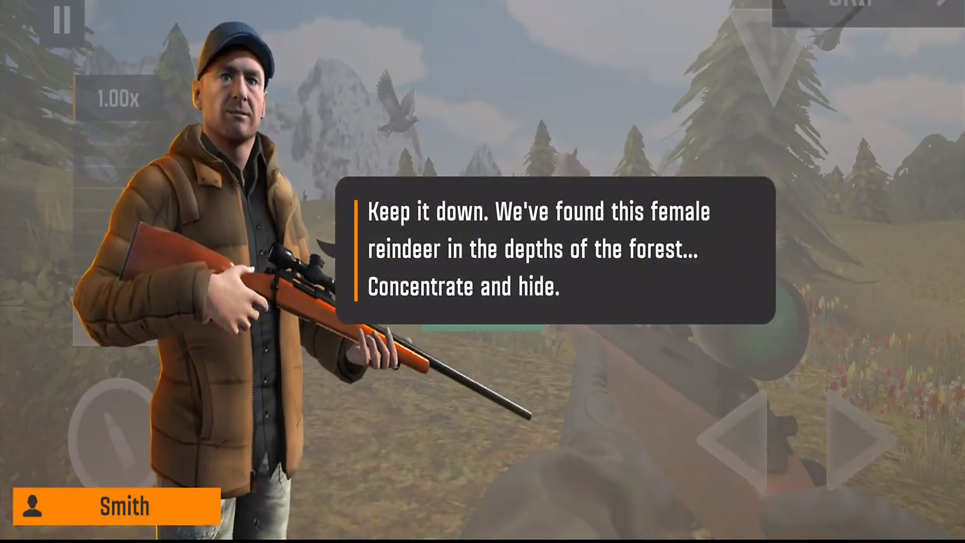 Hunting Fever スクリーンショット1