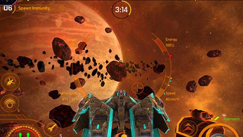 Space merchants: Arena für Android