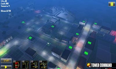 Tower Command HD Screenshot