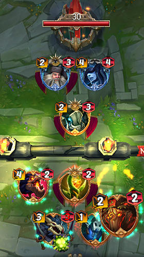 Valor arena 2: League of legends based card game для Android