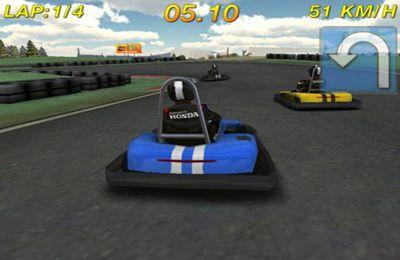 Go Karting Outdoor на русском языке