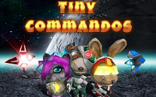 Tiny commandos captura de tela 1
