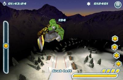 Герой Сноубордист для iPhone бесплатно