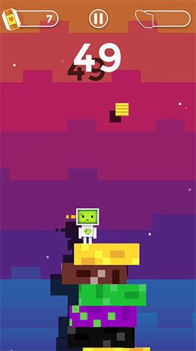 Arcade-Spiele Let's leap für das Smartphone