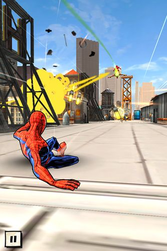 Spider-Man unlimited为iPhone