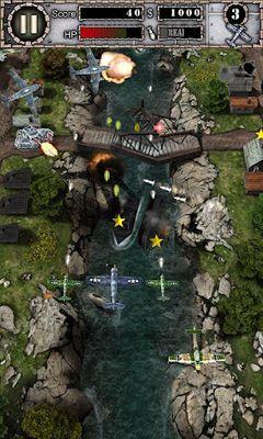 AirAttack HD captura de pantalla 1