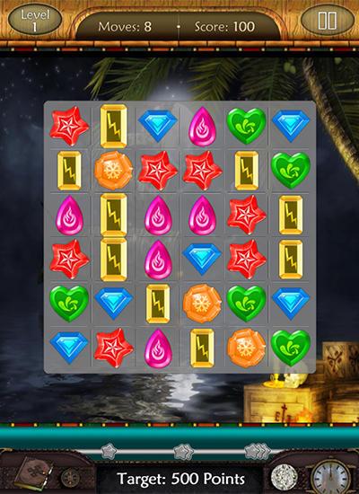Arcade Jewels quest für das Smartphone