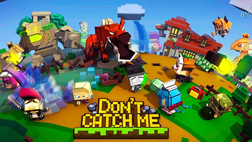 Don't catch me icon