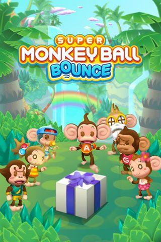 logo Super Affen Ball: Bounce