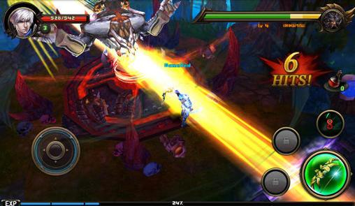 Dark Ares Screenshot