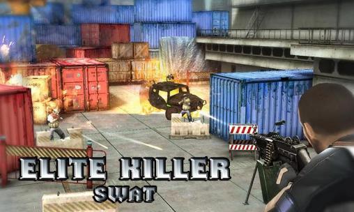Elite killer: SWAT screenshot 1