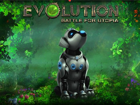Скріншот Evolution: Battle for Utopia на iPhone