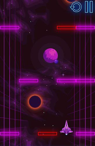 Arcade-Spiele Retro void für das Smartphone