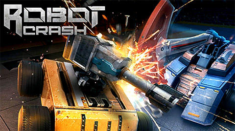 Robot crash fight Screenshot