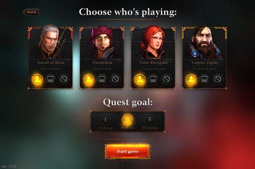Multiplayerspiele: Lade Der Hexer: Adventure Game auf dein Handy herunter