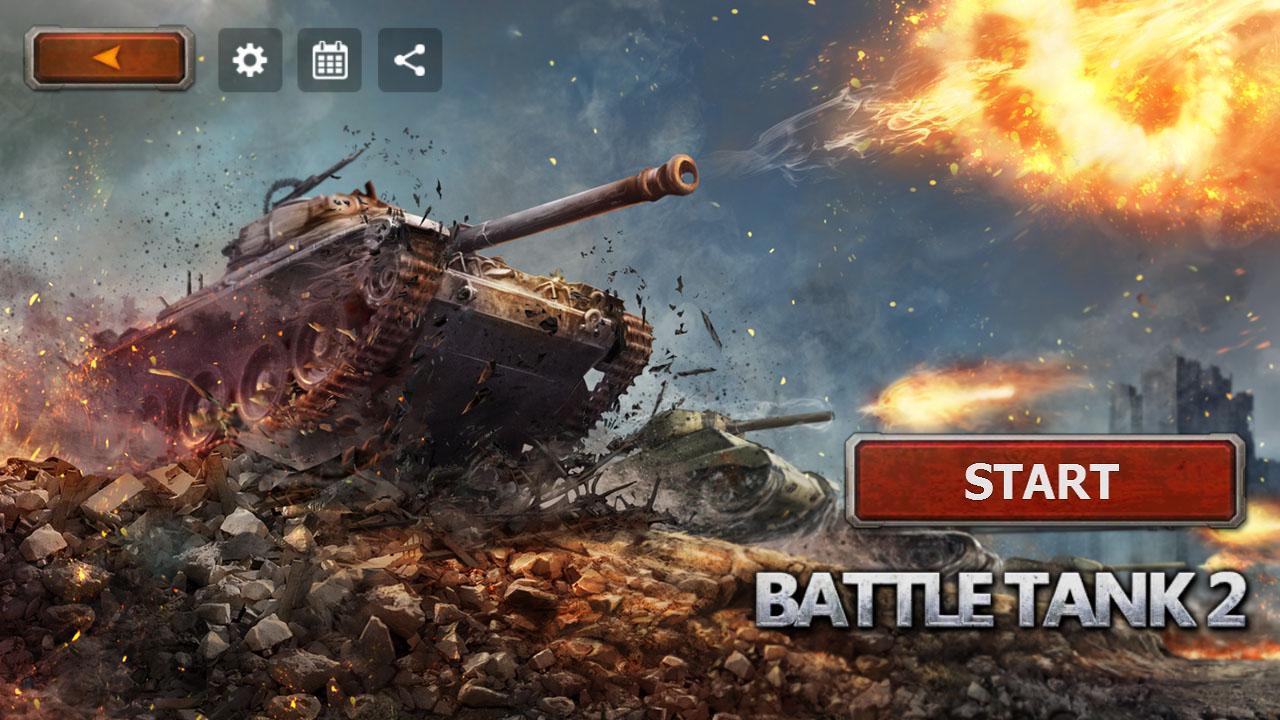 Battle Tank2 capture d'écran 1