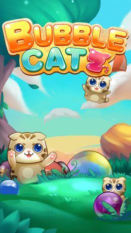 Bubble cat rescue 2 screenshots