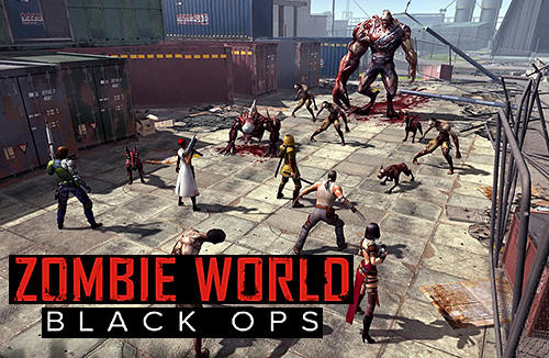Zombie world: Black ops screenshot 1