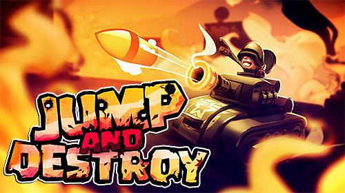 Jump and destroycapturas de pantalla