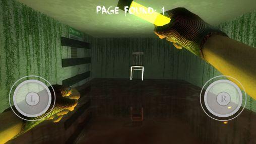 Slender man: Fear скріншот 1