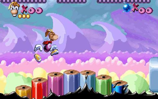 Rayman classic для Android