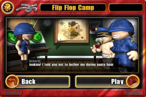 Great big war game for Android