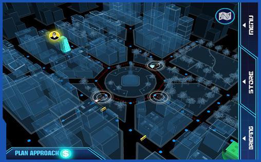 Arcade-Spiele Fat city für das Smartphone