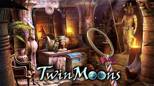 Twin moons: Object finding game Screenshot