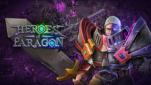 logo Héroes de Paragon