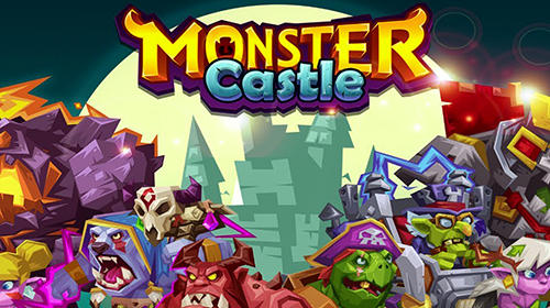 Monster castle captura de pantalla 1