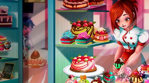 Réseau de dessert: Café et douceurs