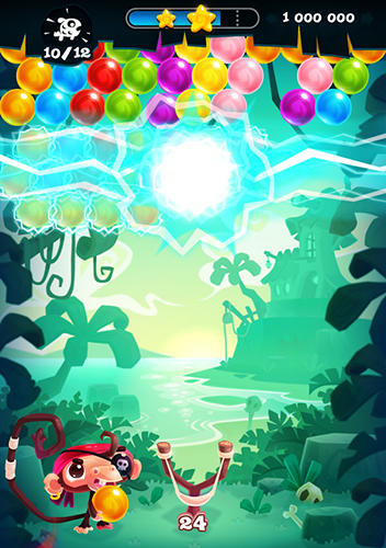 Monkey pop: Bubble game for Android