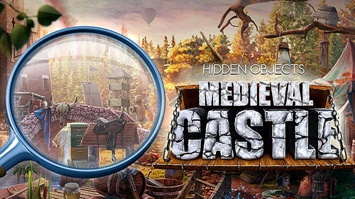 Medieval castle escape hidden objects game скріншот 1