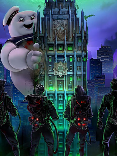 Ghostbusters world screenshot 1