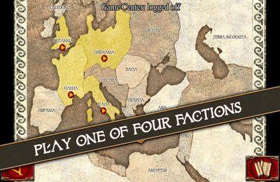 Antike Schlacht: Rom auf Deutsch