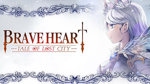 Brave heart :Tale of lost city Symbol