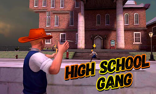 Capturas de tela de High school gang