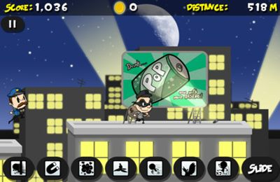 Thief Job for iPhone