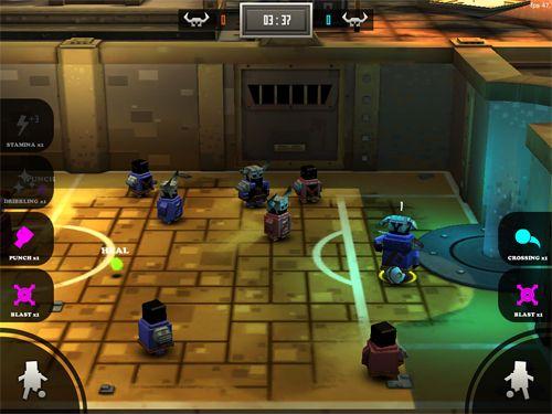 Multiplayerspiele: Lade Striker Arena auf dein Handy herunter