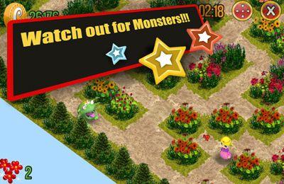 Finde die Prinzessin - Top Kostenloses Labyrinth-Spiel für iPhone