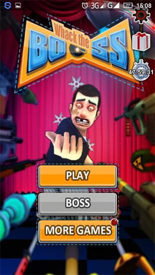 Whack the boss screenshot 1