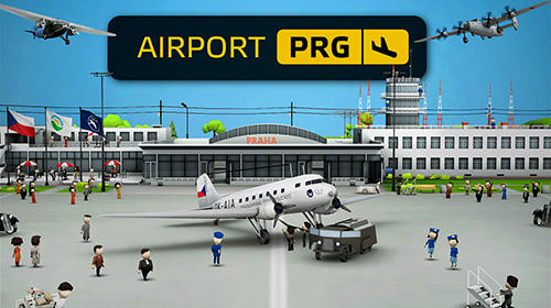 Airport PRG captura de pantalla 1